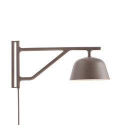 Ambit Wall Lamp | Lámparas de pared | Muuto