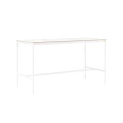 Base High Table | 190 x 80 H: 105 | Stehtische | Muuto