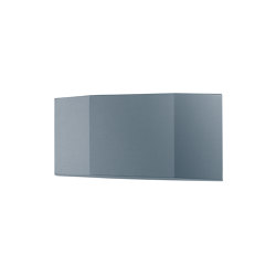 Acoustic board Sound Balance, 80 x 40 cm, dark grey | Sound absorbing objects | Sigel