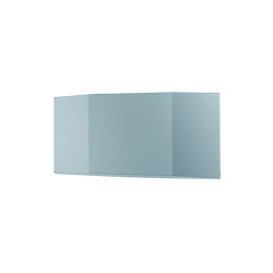Acoustic board Sound Balance, 80 x 40 cm, light blue | Sound absorbing objects | Sigel