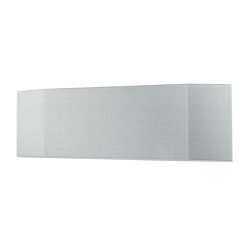 Acoustic board Sound Balance, 120 x 40 cm, light grey | Sound absorbing objects | Sigel