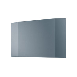 Acoustic board Sound Balance, 120 x 81 cm, dark grey | Sound absorbing wall systems | Sigel