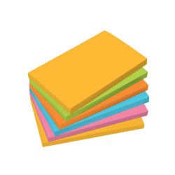 Sticky notes | Desk accessories | Sigel