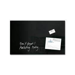 Magnetic Glass Board Artverum, 78 x 48 cm | Flip charts / Writing boards | Sigel