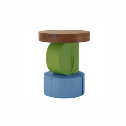 Miró Painted Occasional Table | Side tables | Pfeifer Studio