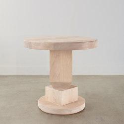 Nico Pedestal Table | Tables de repas | Pfeifer Studio