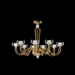 Rosati | Lámparas de araña | Barovier&Toso