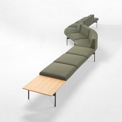 Lapse | Sitzbänke | Inclass