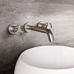 Harley-basin mixer | Wash basin taps | Graff