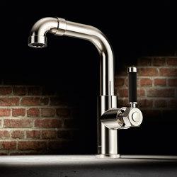 Vintage-Monomando lavabo | Grifería para lavabos | Graff
