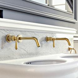 Camden-basin mixer | Wash basin taps | Graff