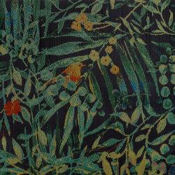 Floral Jungle Birds | Metal meshes | Kriskadecor