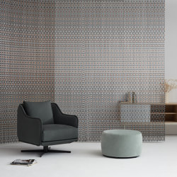 Gradient 2 | Metal meshes | Kriskadecor