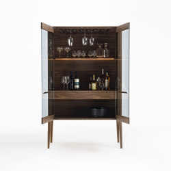 Atlante Bar Piano Legno | Muebles de bar | Porada