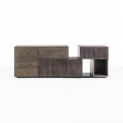 Drift Credenza | Sideboards / Kommoden | Porada