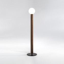 Lum 147 Lampada Da Terra | Free-standing lights | Porada
