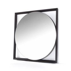 Odino Tondo Specchio   Mirrors   Porada