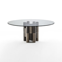 Pilar Tavolo | Dining tables | Porada