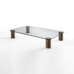 Quadrifoglio Tavolino Rettangolare | Tavolini bassi | Porada