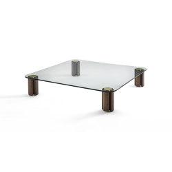 Quadrifoglio Tavolino Quadrato | Tavolini bassi | Porada