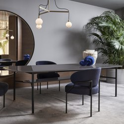 Hubert | Dining tables | Meridiani