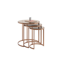 Loop | Tavolini impilabili | ERSA