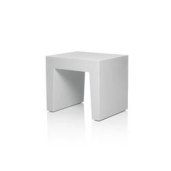 Concrete seat | Sgabelli | Fatboy