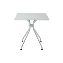 Alu 4 Tisch | Mesas comedor | seledue