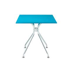 Alu 4 Tisch | Tavoli pranzo | seledue
