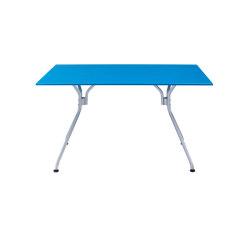 Alu 6 table | Tavoli pranzo | seledue