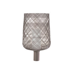 Antenna | Table Lamp | L Grey/Pink | Lámparas de sobremesa | Forestier