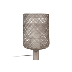 Antenna | Table Lamp | L Metallic Taupe | Lámparas de sobremesa | Forestier