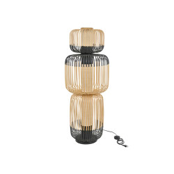 Bamboo | Floor Lamp | M Black | Free-standing lights | Forestier