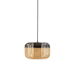 Bamboo | Pendant Lamp | S Black | Outdoor | Outdoor pendant lights | Forestier
