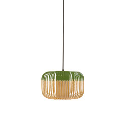 Bamboo | Pendant Lamp | S Green | Outdoor | Outdoor pendant lights | Forestier
