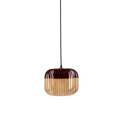 Bamboo | Pendant Lamp | XS Black | Suspended lights | Forestier