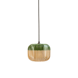 Bamboo | Pendant Lamp | XS Green | Outdoor | Outdoor pendant lights | Forestier