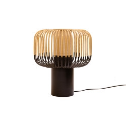 Bamboo | Table Lamp | L Black | Tischleuchten | Forestier