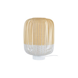 BAMBOO | LAMPE | M blanc | Luminaires de table | Forestier