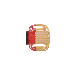 Bamboo | Wall Lamp | XS Red | Wall lights | Forestier