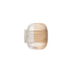 Bamboo | Wall Lamp | XS White | Wall lights | Forestier