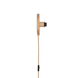 Bamboo | Wall Lamp Base | Natural | Wall lights | Forestier