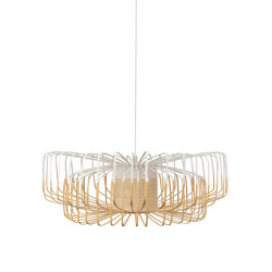 BAMBOO UP N DOWN | SUSPENSION | N DOWN XXL blanc | Suspensions | Forestier