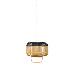 BAMBOO-square | SUSPENSION | S noir | Suspensions | Forestier