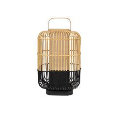 BAMBOO-square | LAMPE | L noir | Luminaires de table | Forestier
