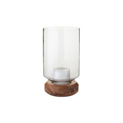 Base Light | Candle Holder | S Wood | Candelabros | Forestier