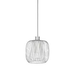 Bodyless | Pendant Lamp | S White | Suspended lights | Forestier