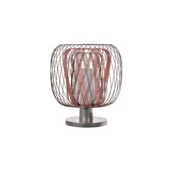 Bodyless | Table Lamp | Pink Grey | Table lights | Forestier