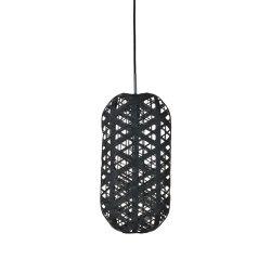 Capsule   Pendant Lamp   M Black   Suspended lights   Forestier