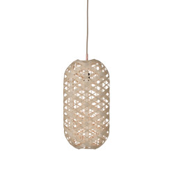 Capsule | Pendant Lamp | M Natural | Suspended lights | Forestier
